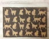 Dolls House Miniature Cats Doormat