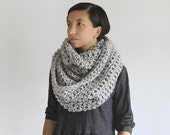 The Pembroke Cowl in Toasted Marshmallow