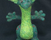 PDF Tutorial - How to Make Needle Felted Baby Dragons