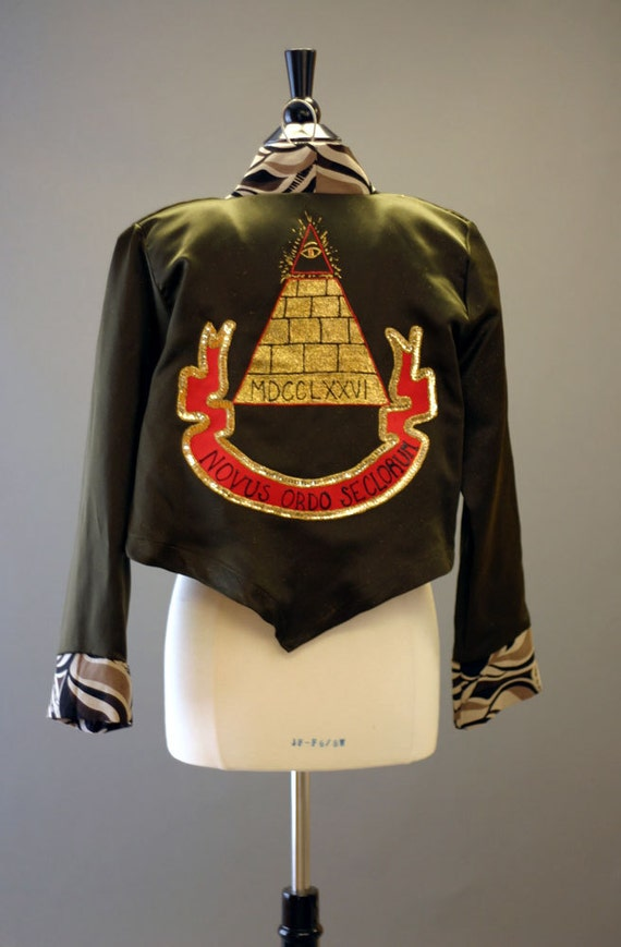 Desperately Seeking Susan Jacket Madonna Costume Bolero 80s