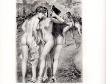 Fantasy girl orgies