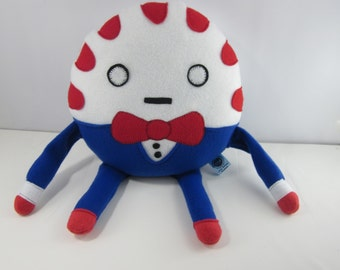 Peppermint Butler Plush - Made To Order