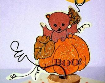 Halloween table decorations digital kit