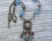 Planet Julie Artisan Necklace as seen in Bead Trends