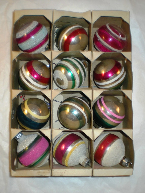 Dating shiny brite ornaments