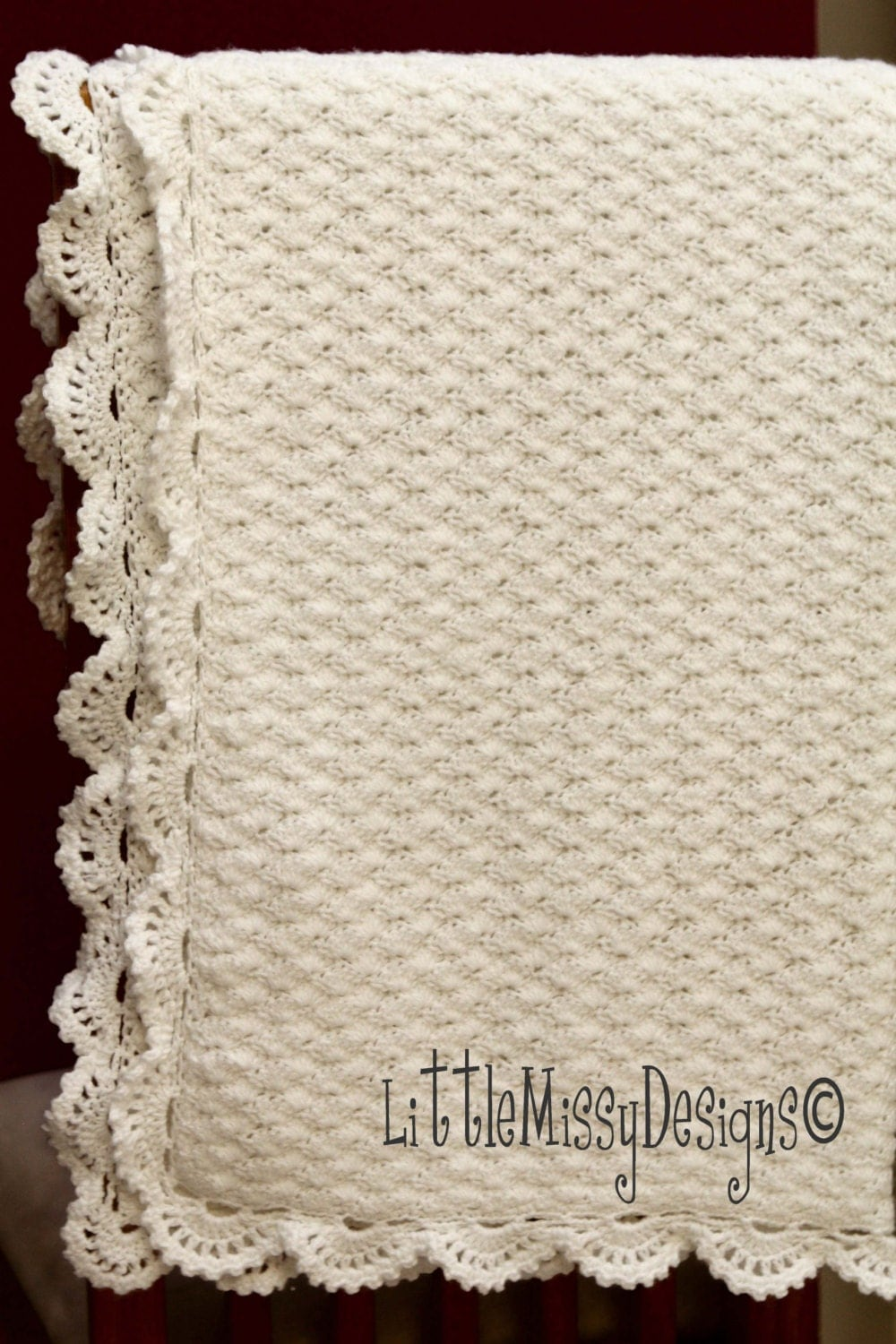 33 Antique Baby Blanket Crochet Patterns