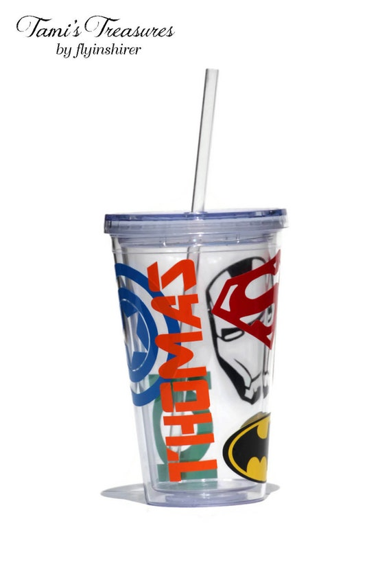 Custom Double Wall 16 oz Tumbler, 20 oz Tumbler, Ring Bearer Gift, Boy Gift, Wedding