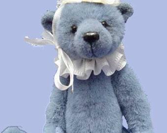 Elliot Teddy Bear E-pattern