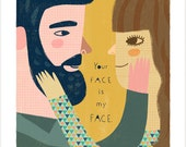 Your Face Is My Face by Sarah Walsh