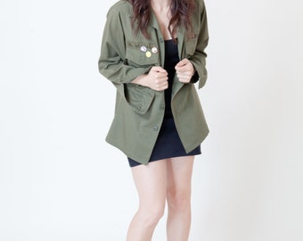 US Army Green Jacket