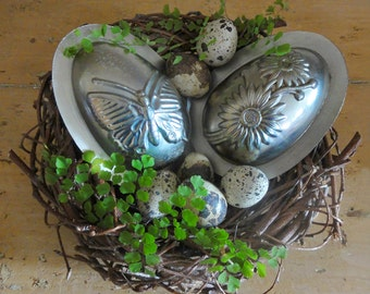Vintage Chocolate Molds Easter Egg Vormenfabriek Tilburg