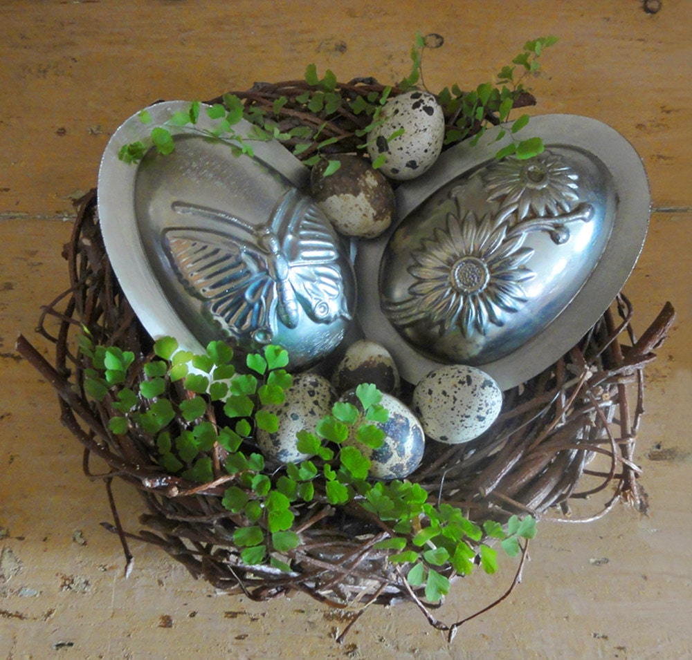 Vintage Chocolate Molds Easter Egg Vormenfabriek Tilburg