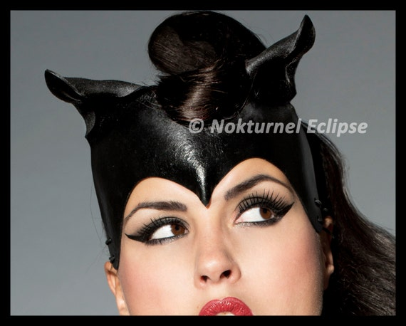 catwoman costume ears - photo #12