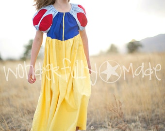 Snow White Dress Up Dress/Costume
