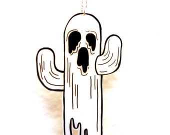 Dripping Ghost Cactus