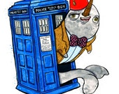The 11th Doctor Who Narwhal