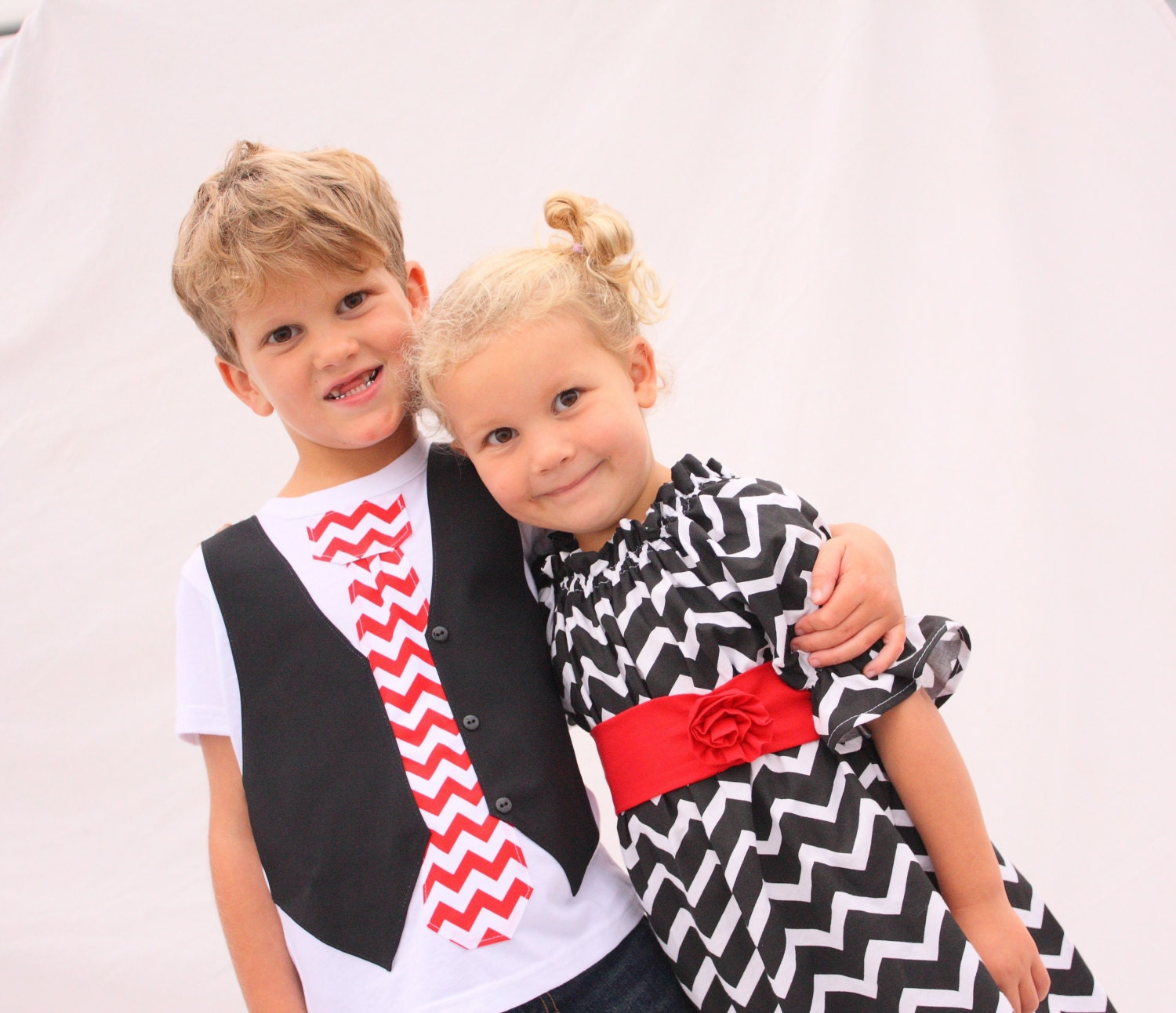 Shop for customizable Sibling Sets clothing on Zazzle. Check out our t-shirts, polo shirts, hoodies, & more great items. Start browsing today!