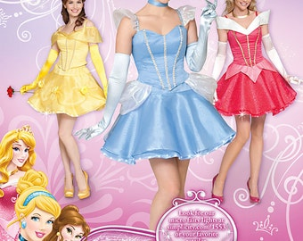 SIMPLICITY DISNEY BELLE PATTERN | Free Crochet Patterns