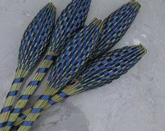 Lavender Wands - Navy Blue Huge