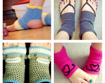 Free Crochet Pattern Toeless Socks : CROCHET PATTERNS TOELESS SOCKS FREE CROCHET PATTERNS