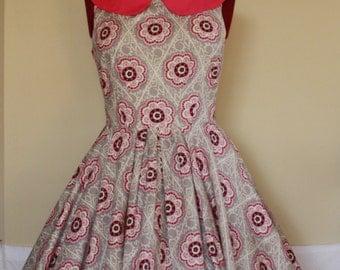 Soft Serve Swing Dress - Custom Made