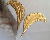 Small Feathers right left sides (4pc)