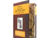 Secret Book Safe -  Websters Dictionary