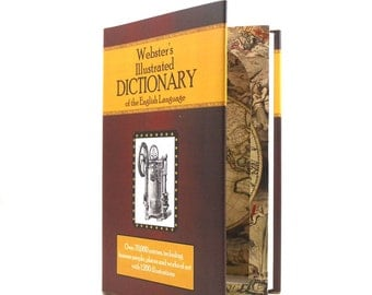 Secret Book Safe -  Websters Dictionary