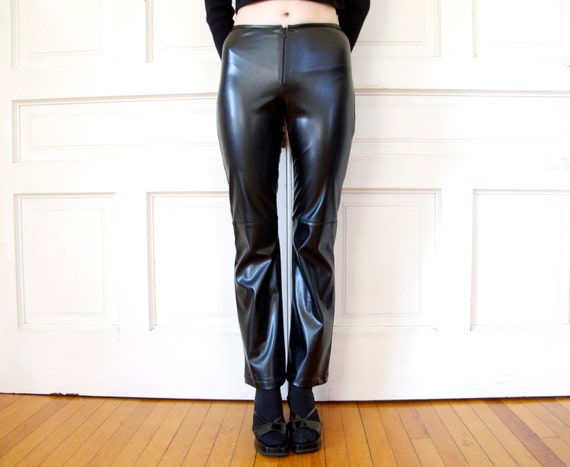 f32cb1e917a413 Shiny Pleather Pants Related Keywords & Suggestions - Shiny Pleather ...