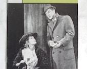 1958 Playbill Magazine - My Fair Lady