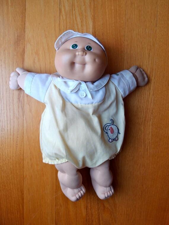cabbage patch doll 1982 eBay