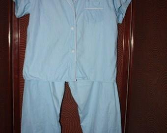 Vintage 20th Century Pajama Set