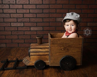 This train conductor costume is an logo, shirt, red bandana and hat Rubies Thomas and Friends, Deluxe Thomas the Tank Engine and Engineer Costume, Child Small - Small One Color by Rubie's.