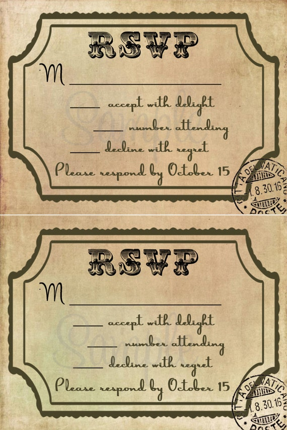 Etsy Invitation Template as best invitations layout