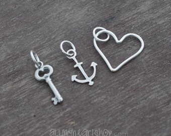 Sterling Silver Charm Add On