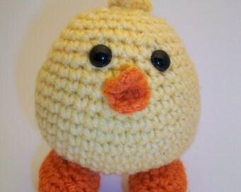 Light Yellow Duck
