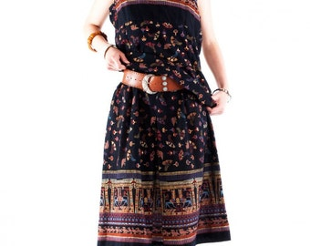 Hippie dress (three pieces)