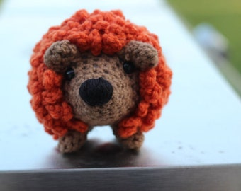 Easy Crochet Hedgehog Pattern