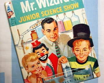 Mr. Wizard's Junior Science Show, 1957 Elf Book