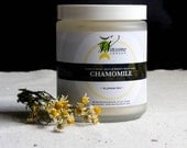 Milk Bath Soak in Chamomile with Honey, Goat's Milk, Oatmeal and Roman Chamomile Essential Oil - WinsomeGreen