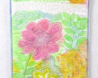 Country Flower Garden - 11  x  11