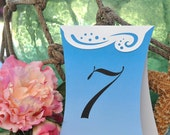 Wave Collection _ Table Number