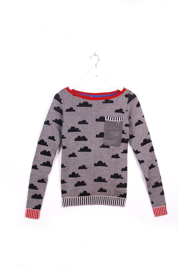 Fog Cream Sweater