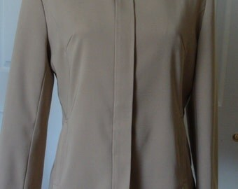 70's Form Fitted Woman Weekend Jacket