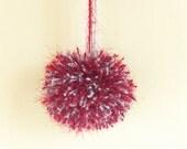 Christmas ball  with Christmas bells Christmas ornament