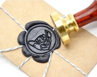 B20 Wax Seal Stamp Star Wars Darth Vader