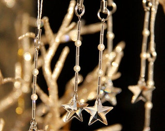 Unique Wedding Favors - Silver or Gold - Wedding Wish Tree - SET OF 25
