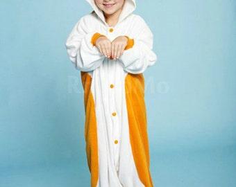 Halloween KIGURUMI Animal Pajamas Pyjamas Costume Onesie Kid SLOTH   Hamster