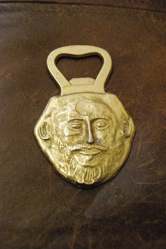 Vintage Bottle Opener From Greece