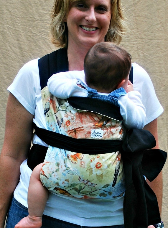 Birds Mei Tai Baby Carrier Baby Sling Baby Carriers Baby Mei